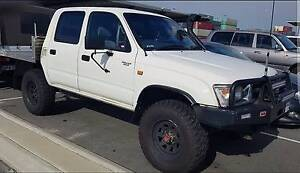 1999 Toyota Hilux Ute swap+cash my way for WHY Baldivis Rockingham Area Preview