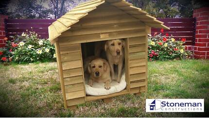 New Dog Kennels. Weatherproof. FREE delivery