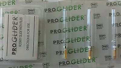 Proglider Dentsply Tulsa Rotary Glide Path Files Endodontic Dental Root Canal