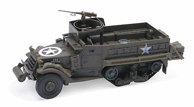 WWII CLASSIC TANK MODEL KIT  M3A2 by New Ray