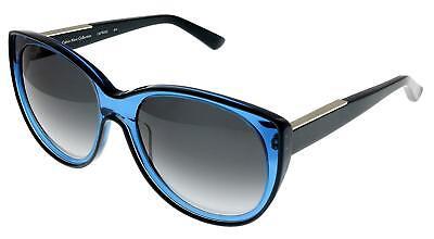 Calvin Klein Collection Sunglasses Women Blue Transparent Cateye CK7900 403