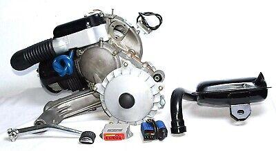 Vespa Px Lml 150cc 5 Port 2 Stroke Kick Start Complete Assembled Engine
