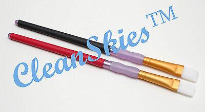 CleanSkies SENSOR Brush CLEANING Set For Digital SLR APS-C and Full Size Sensors
