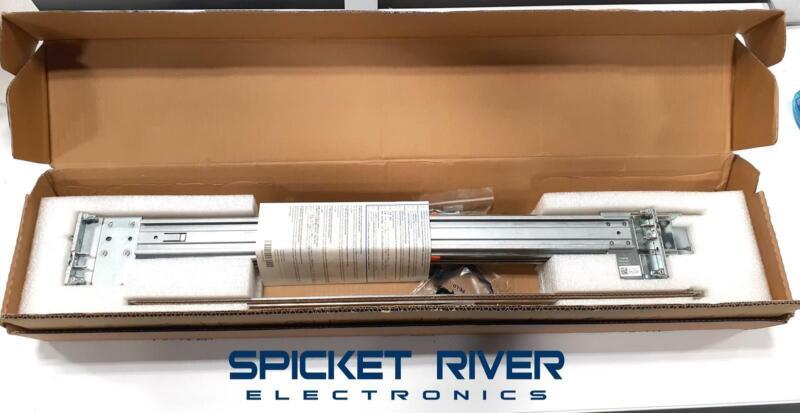 NEW - Open Box - Dell PowerEdge 2U Slim Sliding ReadyRails Kit #63897