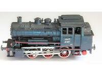 NEW Marklin 5108 HO Gauge M Track 3 Rail 1//4 Straight x10