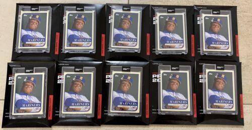 10 CARD LOT Topps Project 2020 127 1989 Ken Griffey Jr. Oldmanalan PR /10,472 - $13.64