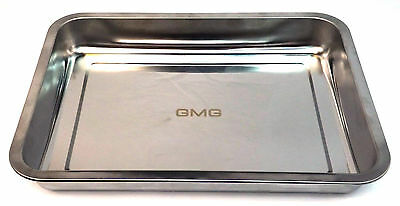 Green Mountain Grill BBQ Stainless Steel Grilling Barbecue Pan - Large  GMG-4016