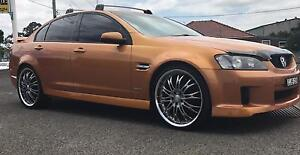 MY10 Holden commodore sv6 Mayfield East Newcastle Area Preview