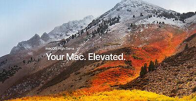 250GB HARD DRIVE w/ MAC OS HIGH SIERRA 10.13 2.5 for APPLE MACBOOK PRO, MAC (250 Gb Hard Drive Macbook)