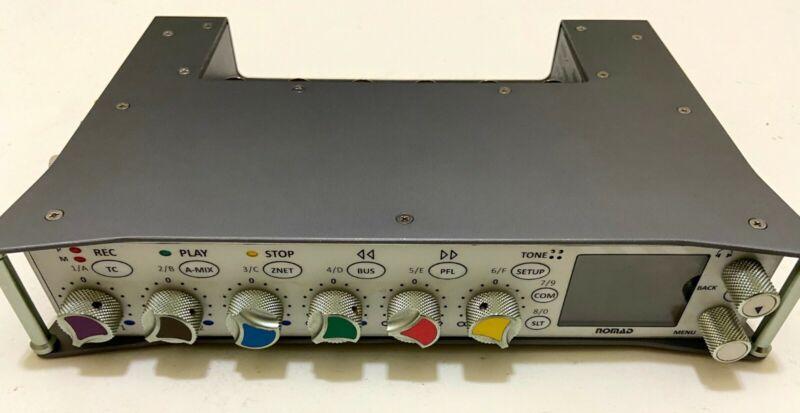 ZAXCOM Nomad 10 With ZAXNET Digital Audio Recorder w/extras
