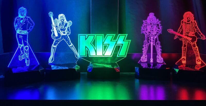 Kiss Band (Set Of 5) Lights