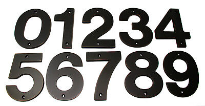 Decorlux Solid Brass House Numbers 4