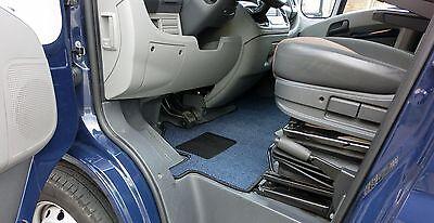 SCHMUTZFANG Teppich Fußmatte in 6 Farben Fiat Ducato 250 ab Bj. 2006  Art. 1614