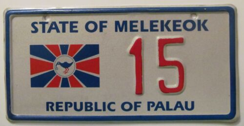 Republic of Palau 1980