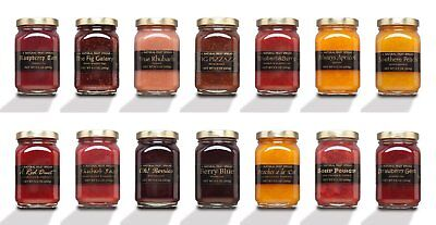 - Mountain Fruit Company Natural Fruit Spread Jam & Jelly