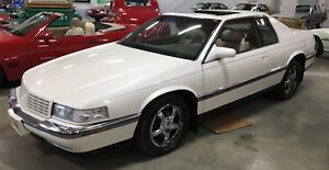 SHOWROOM SHAPE!  1993 CADILLAC ELDORADO!  MINT!