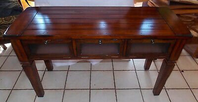 Pine Sofa Table / Entry Table  (T808) for sale  Shipping to United Kingdom
