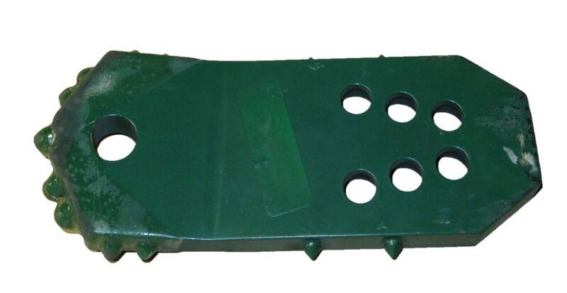 """Carbide Button Pilot Bit 5"""" Cut - 6 Hole - Ditch Witch JT2720 - JT4020"""
