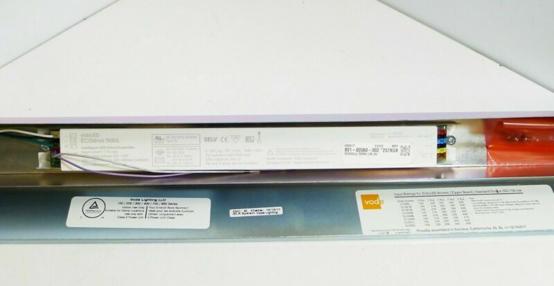 eldoLED ECOdrive 566/L Intelligent LED Driver/Controller OPEN BOX
