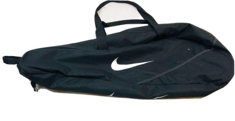 Nike Softball Baseball Bat Bag Black Sports Equipment