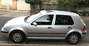 2002 Volkswagen Golf Hatchback West Hindmarsh Charles Sturt Area Preview