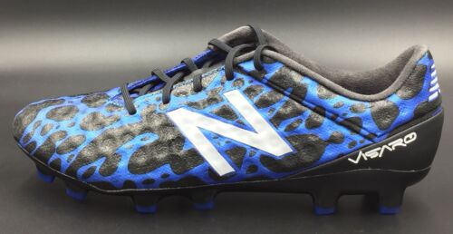 17a492ecf73c6 New Balance Visaro FG Signal Limited Edition Soccer Cleats Black Men's 7.5  New фото