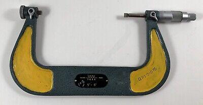 Tesa Outside Micrometer 5 - 6