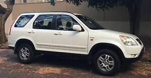 2003 Honda CRV Sport- $5,500 Paddington Eastern Suburbs Preview