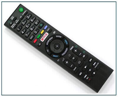 Ersatz Fernbedienung für SONY RMT-TX100D | RMTTX100D TV Remote Control / Neu (Sony Tv Remote Control)