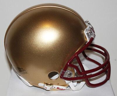 1984 Doug Flutie Boston College Eagles Heisman Custom Riddell Mini Helmet