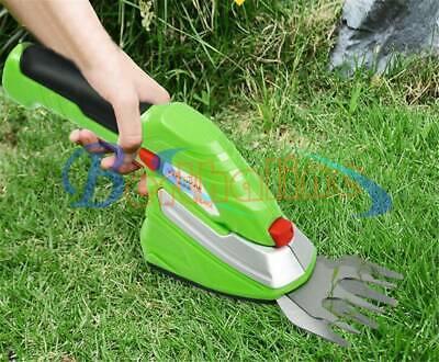 3.6V Grass Trimmer Lawn Grass Electric Edge Brush Cutter Pruning Mower 1300mAh