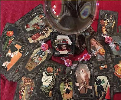 2017 Samhain TREAT Halloween Deck Self Published by Elaine Wilkinson