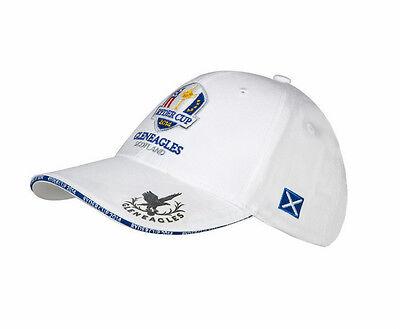 Ryder Cup 2014 Weiß Golf Caps