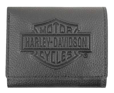 New Harley-Davidson Men/'s Short Sleeve T-Shirt-Black #R0026925