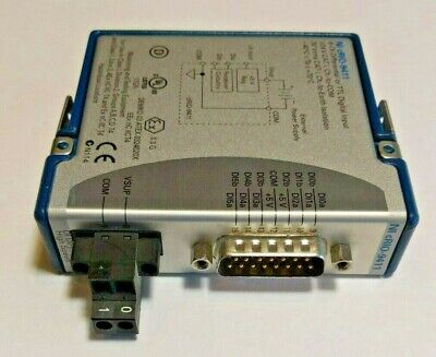 National Instruments Ni Crio-9411 6-ch Differential Or Ttl Digital In 189179d-01