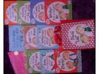 Charlie and Lola bundle of eleven books with a Charlie and Lola carry bag