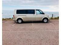 VW T5 Transporter LWB 2007. ** New Gear Box 2018**