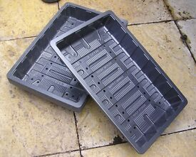 Plastic Seed Trays - 20 for £5