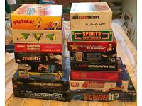 BOARD GAME BUNDLE. £2 EACH, 2 FOR £3, 3 FOR £4.