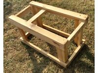 UPCYCLE WOODEN PALLET BOX UPCYCLE PROJECT, COFFEE TABLE, GARDEN PLANT POT STAND