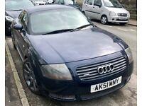 Audi TT - Spares or Repair