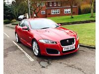 JAGUAR XF-R 5.0 supercharged 510 bhp 2012 xfr not c63 e63 m5 rs5 rs6 rs4 m2