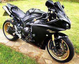 Yamaha r1 Big Bang 2009