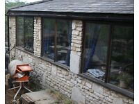 2 Double glazed windows for sale