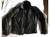 Furygan motorbike jacket, men's small