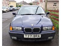 1999 bmw 318 compact