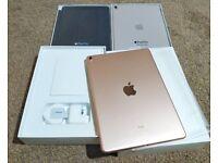 iPad Pro 9.7 Rose Gold wifi 256GB - As new - AppleCare April 2018