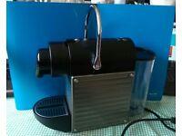 Krups Nespresso XN3005 Pixie Coffee Machine - Electric Titan