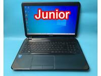 Compaq Fast 8GB 1000GB SSHD Slim HD Laptop, Win 10, Ms office, Boxed Immaculate Condition