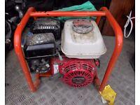 "GX120 Honda Powered, Clarke CH2E, 2"" Petrol Powered Semi-Trash Water Pump"